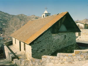 The Church of Saint Soteros
