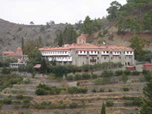 The Monastry of Machairas