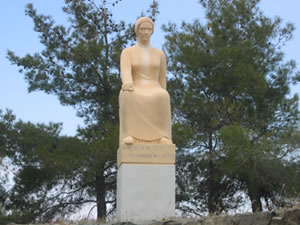The Statue of the Cypriot Mother